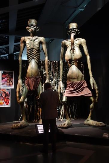 couple de géants phi prêt (damnés faméliques)